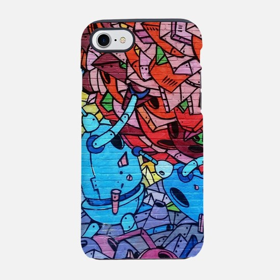 Street Art iPhone 7 Tough Case