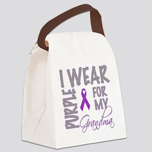 WearForMom Canvas Lunch Bag