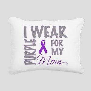 WearForMom Rectangular Canvas Pillow