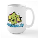 Freddie Zombie! Mugs