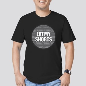 Eat My Shorts - Gray T-Shirt