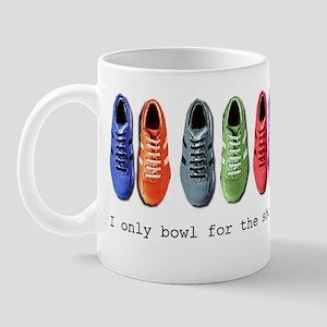 Bowling Shoes Mug