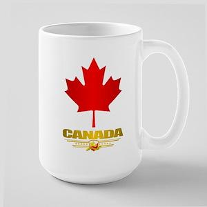 Canada Maple Leaf Mug