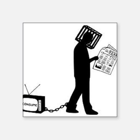 Anti-media Sticker
