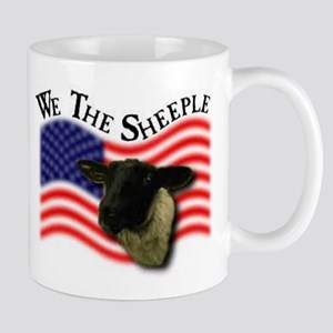 We the Sheeple Mug