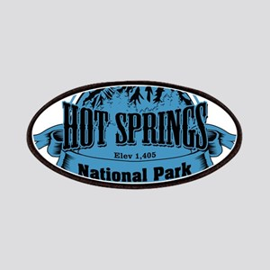 hot springs 2 Patches