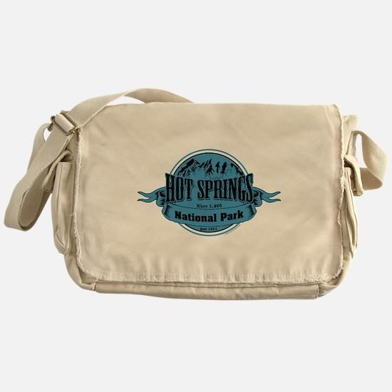 hot springs 2 Messenger Bag