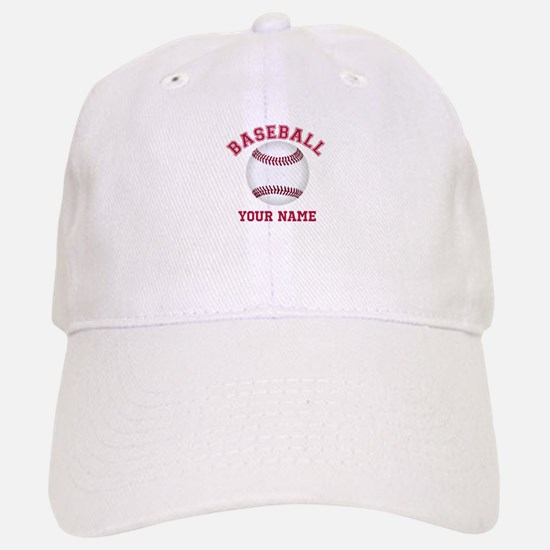 Personalized Name Baseball Baseball Baseball Cap