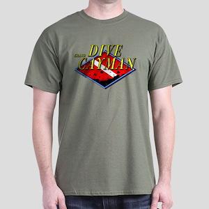 Dive Grand Cayman Dark T-Shirt