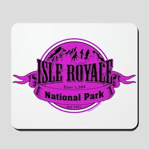 isle royale 2 Mousepad