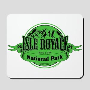 isle royale 1 Mousepad