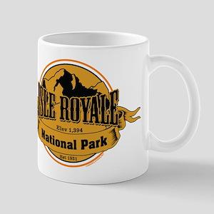 isle royale 3 Small Mug
