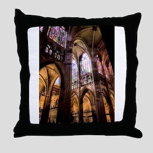 Catedral de Santa Maria de Regla de Leon Throw Pil