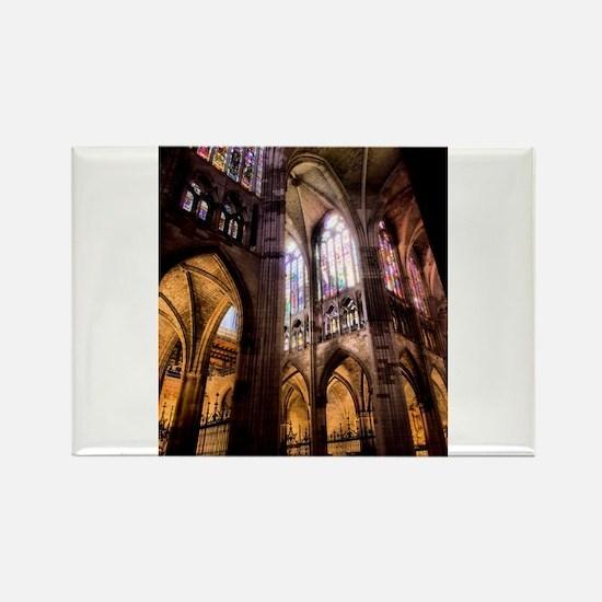 Catedral de Santa Maria de Regla de Leon Rectangle