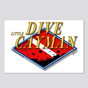 Dive Little Cayman Postcards (Package of 8)