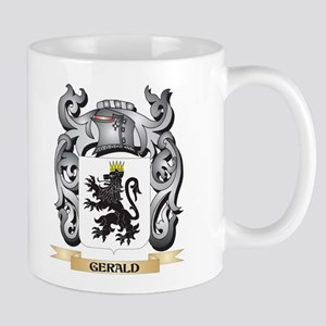 Gerald Coat of Arms - Family Crest Mugs