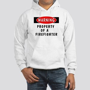 Firefighter Property Hoodie