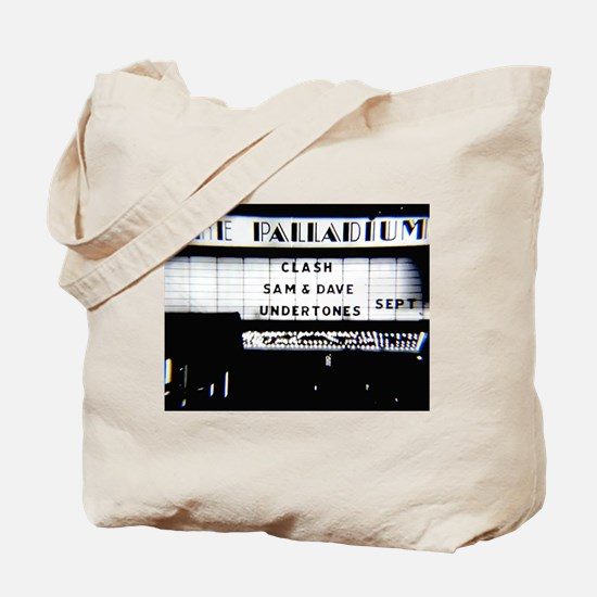 The Clash, Sam & Dave AND the Undertones LIVE Tote