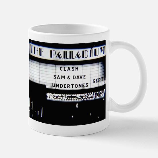 The Clash, Sam & Dave AND the Undertones LIVE Mug