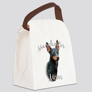 ManchesterMom Canvas Lunch Bag