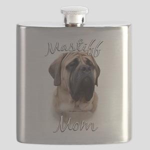 MastiffMom2 Flask