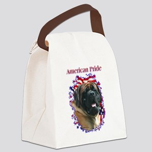 Mastiff2Pride Canvas Lunch Bag