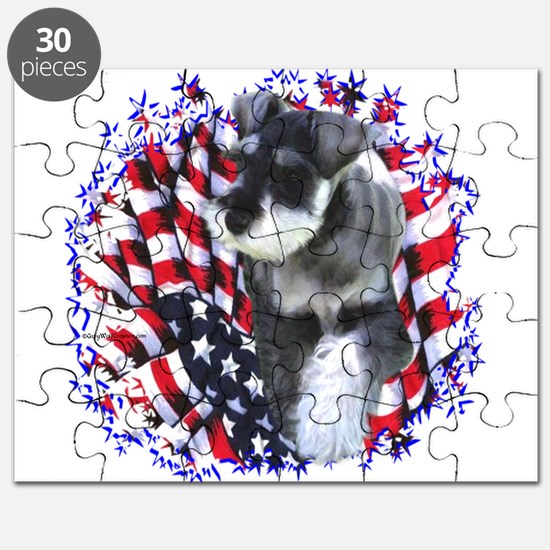 MiniSchnauzerPatriot.png Puzzle