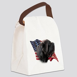 NeoFlag Canvas Lunch Bag