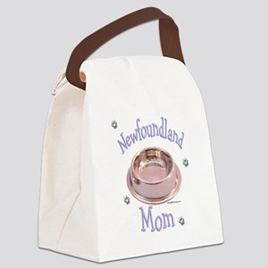 NewfMom Canvas Lunch Bag