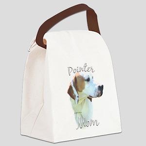PointerlemonMom Canvas Lunch Bag