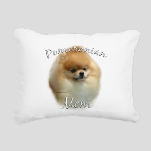 PomMom Rectangular Canvas Pillow