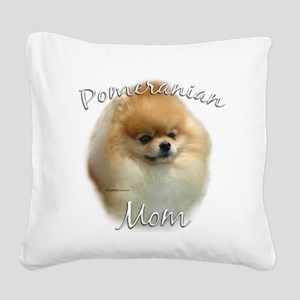 PomMom Square Canvas Pillow