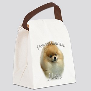 PomMom Canvas Lunch Bag