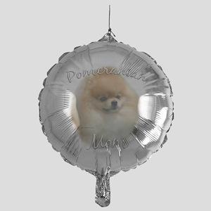 PomMom Mylar Balloon