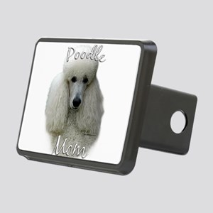PoodlewhiteMom Rectangular Hitch Cover
