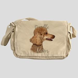 PoodleapricotMom Messenger Bag