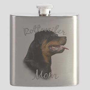 RottieMom Flask