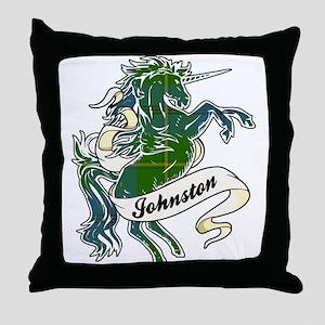 Johnston Unicorn Throw Pillow