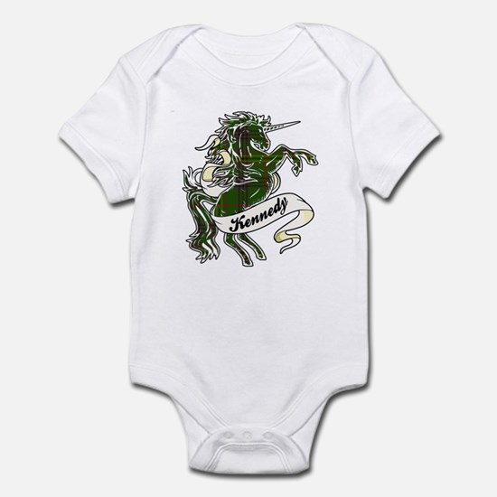 Kennedy Unicorn Infant Bodysuit