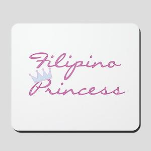 Filipino Princess Mousepad