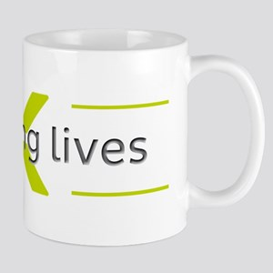Changing Lives Mug
