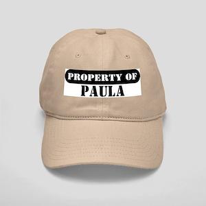 Property of Paula Cap
