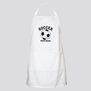 Personalized Name Soccer Apron
