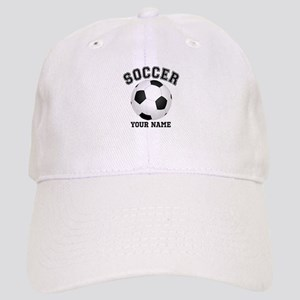 Personalized Name Soccer Cap