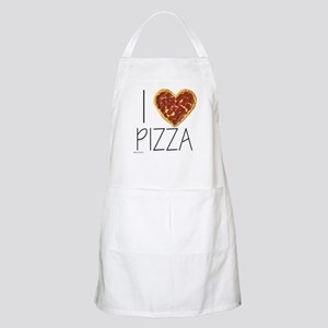 i love pizza Apron