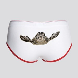 Sea turtle Women's Boy Brief