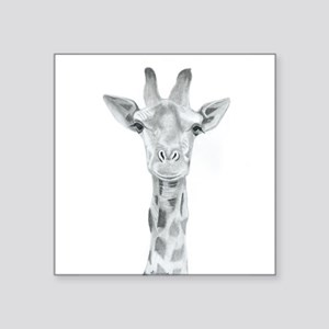 Harvey the Giraffe Sticker