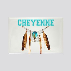 Proud to be Cheyenne Rectangle Magnet