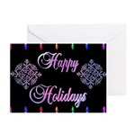 3D Christmas Greeting Cards (Package of