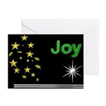 Joy Christmas Greeting Cards (Package of